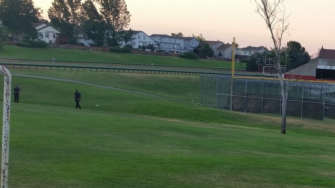 Residents near Rangeview High School in Aurora warned to stay inside after shots heard