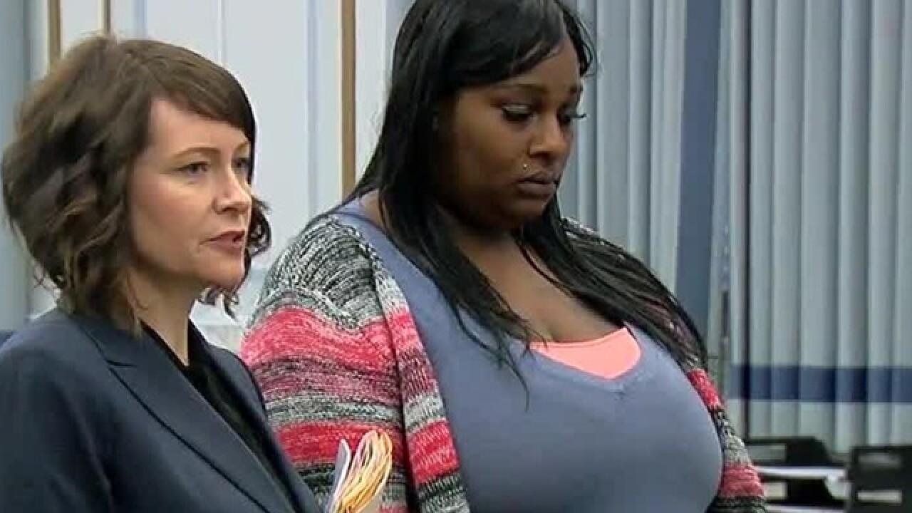 Mom who beat bus driver gets no jailtime