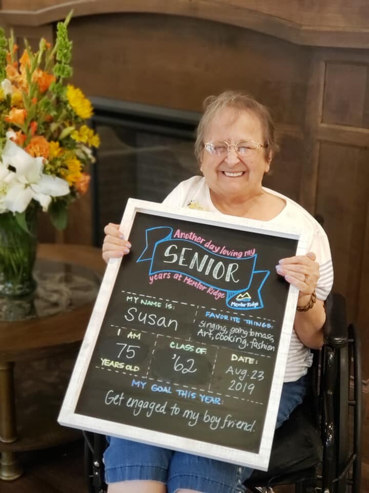 susan nursing home mentor