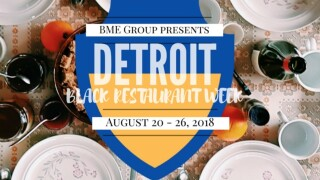 Detroit Black Restaurant Week kicks off Monday