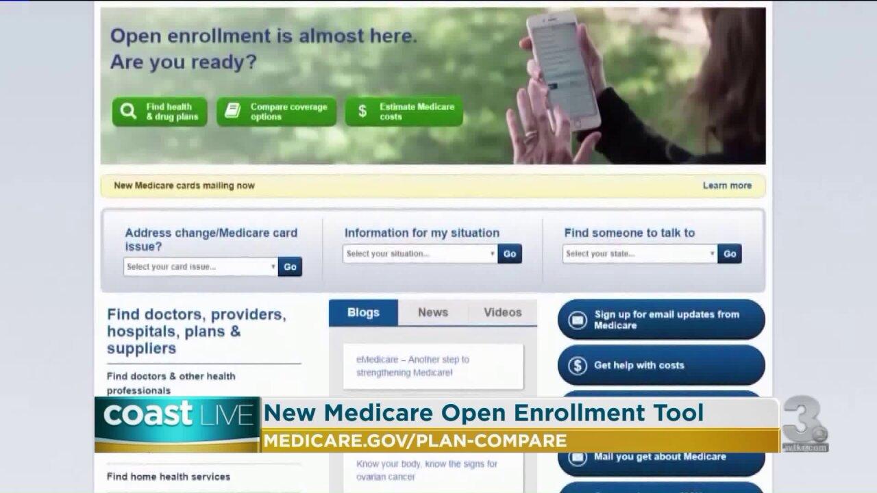 Reviewing your Medicare plan for Open Enrollment on CoastLive