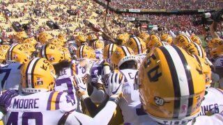 LSU to Face Texas in Primetime on KATC