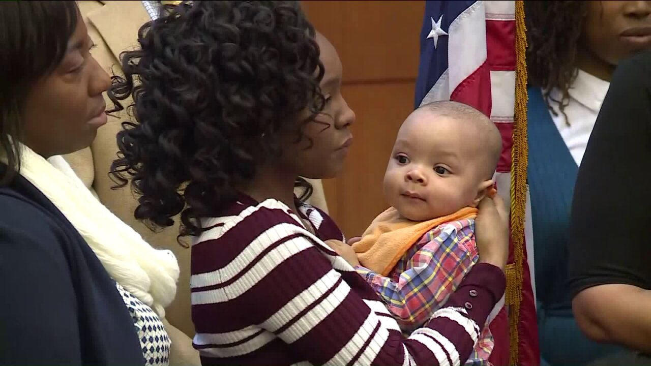 How the governor hopes his proposed budget will protect mothers and their babies