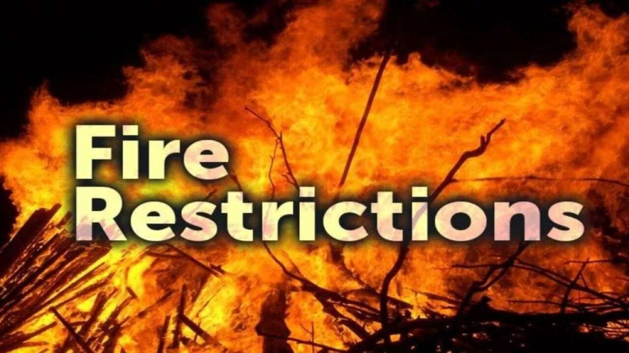 Sheriff orders Stage One fire restrictions for Unincorporated El Paso County
