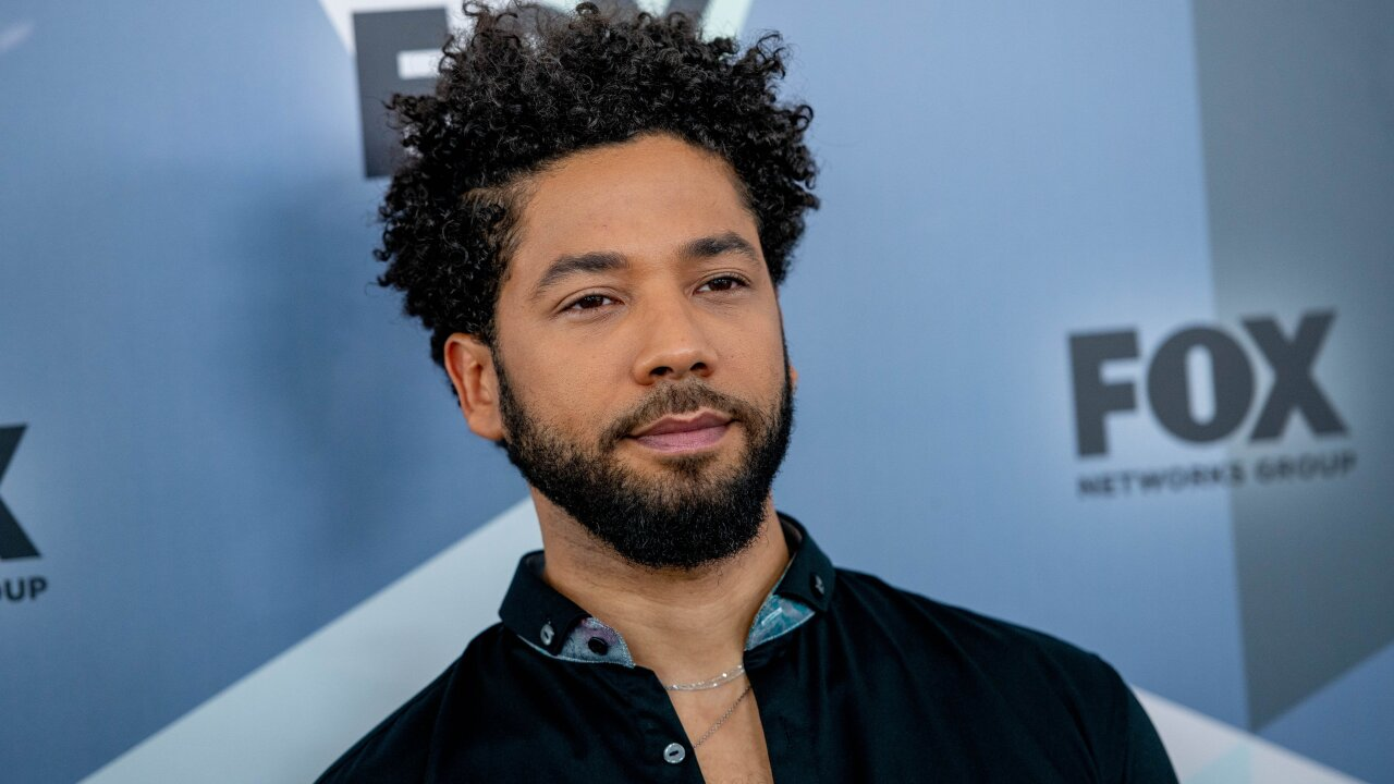 Jussie Smollett charged with felony disorderly conduct for filing a false police report