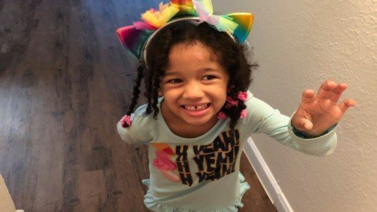 Vehicle tied to missing 4-year-old Texas girl found