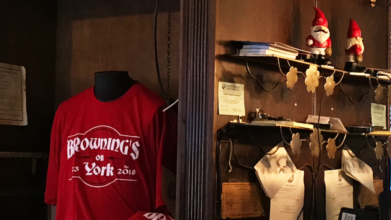 Tom Browning to host Reds Opening Day bash at his Newport bar