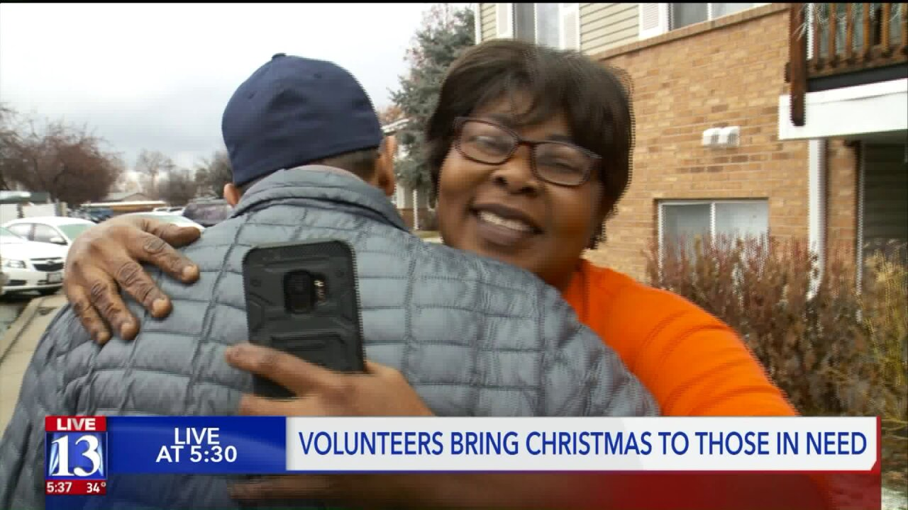 Interfaith community delivers gifts to 1,000+ seniors, refugee families