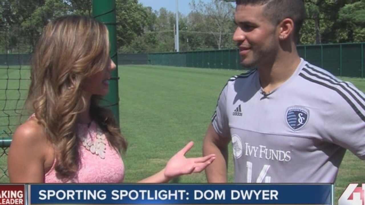 Sporting Spotlight: Dom Dwyer