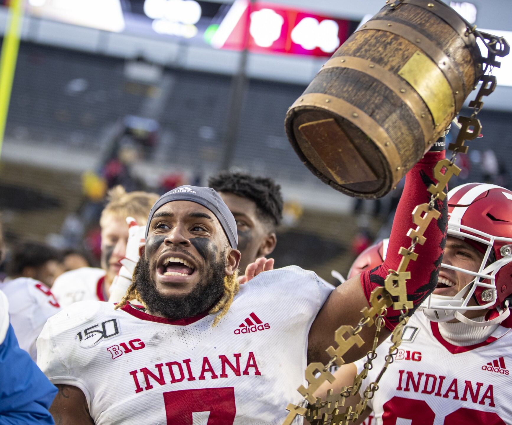 PHOTOS: IU vs. Purdue in the Bucket Game