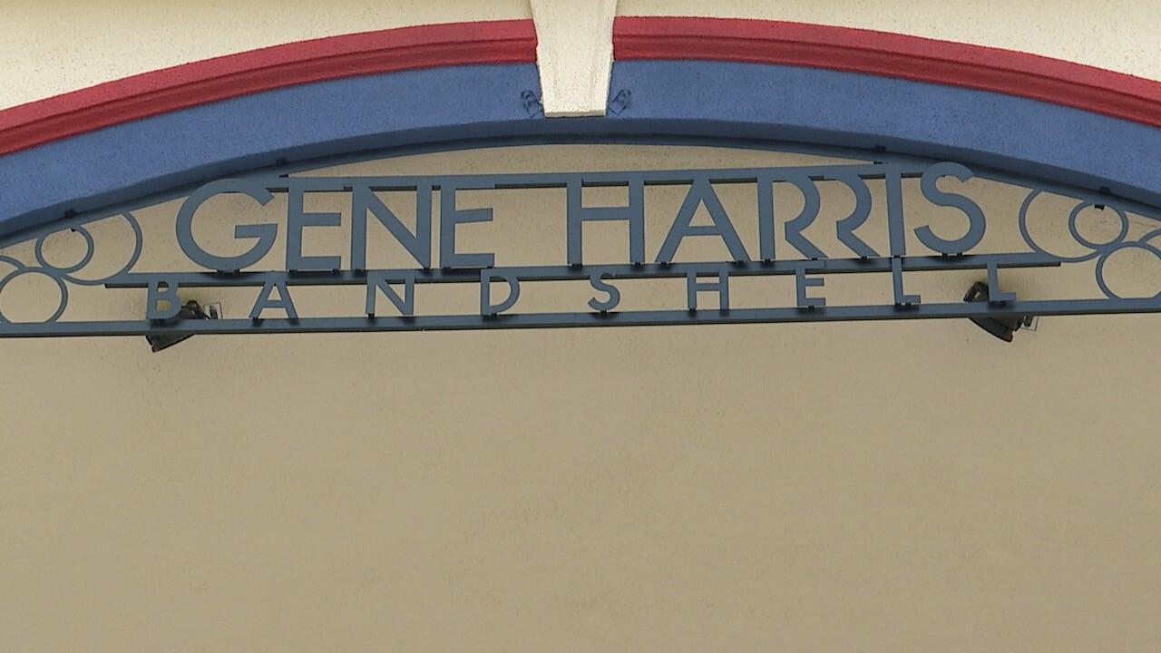 Gene Harris Bandshell