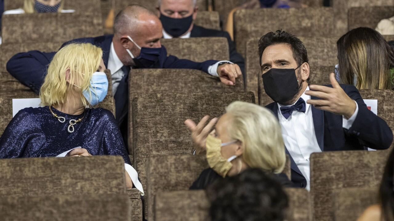 """Venice opens """"miraculous"""" film festival, but veterans lament"""