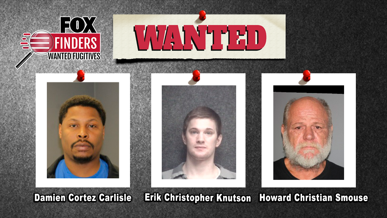 FOX Finders Wanted Fugitives - 5-24-19