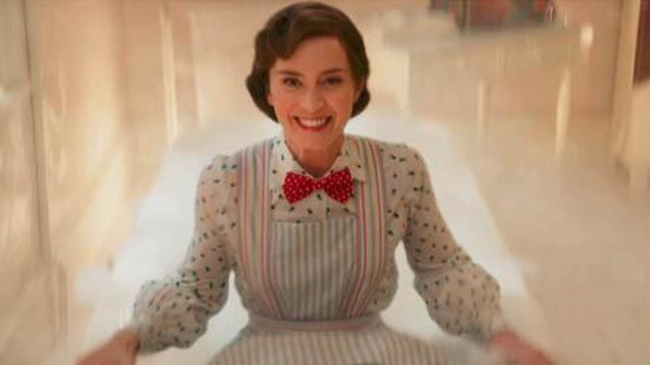 Mary Poppins Returns - New Trailer & Poster