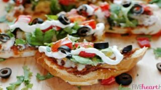 French Bread Taco Pizza Is An Easy Weeknight Dinner The Whole Family Will Love