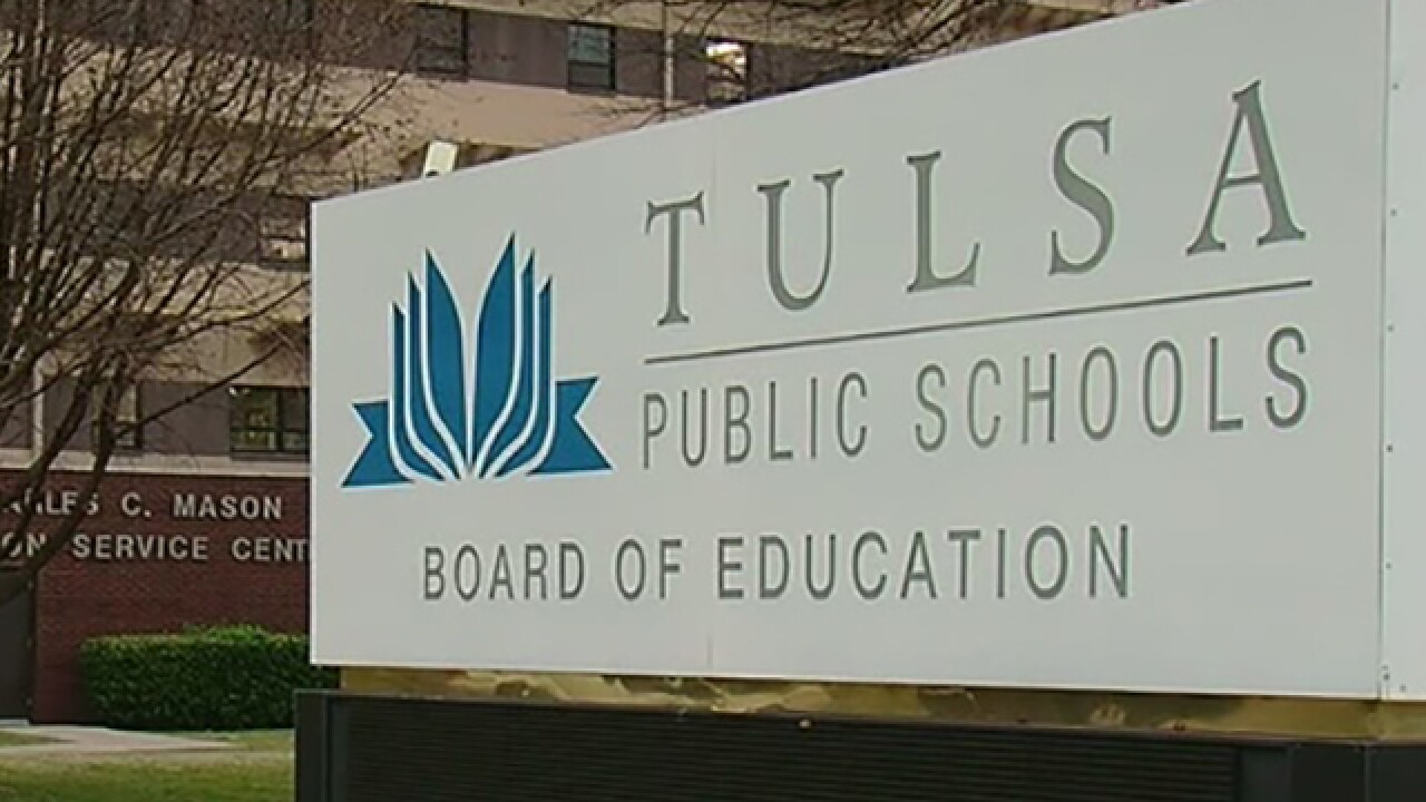Tulsa Public Schools district calendar, school supplies list