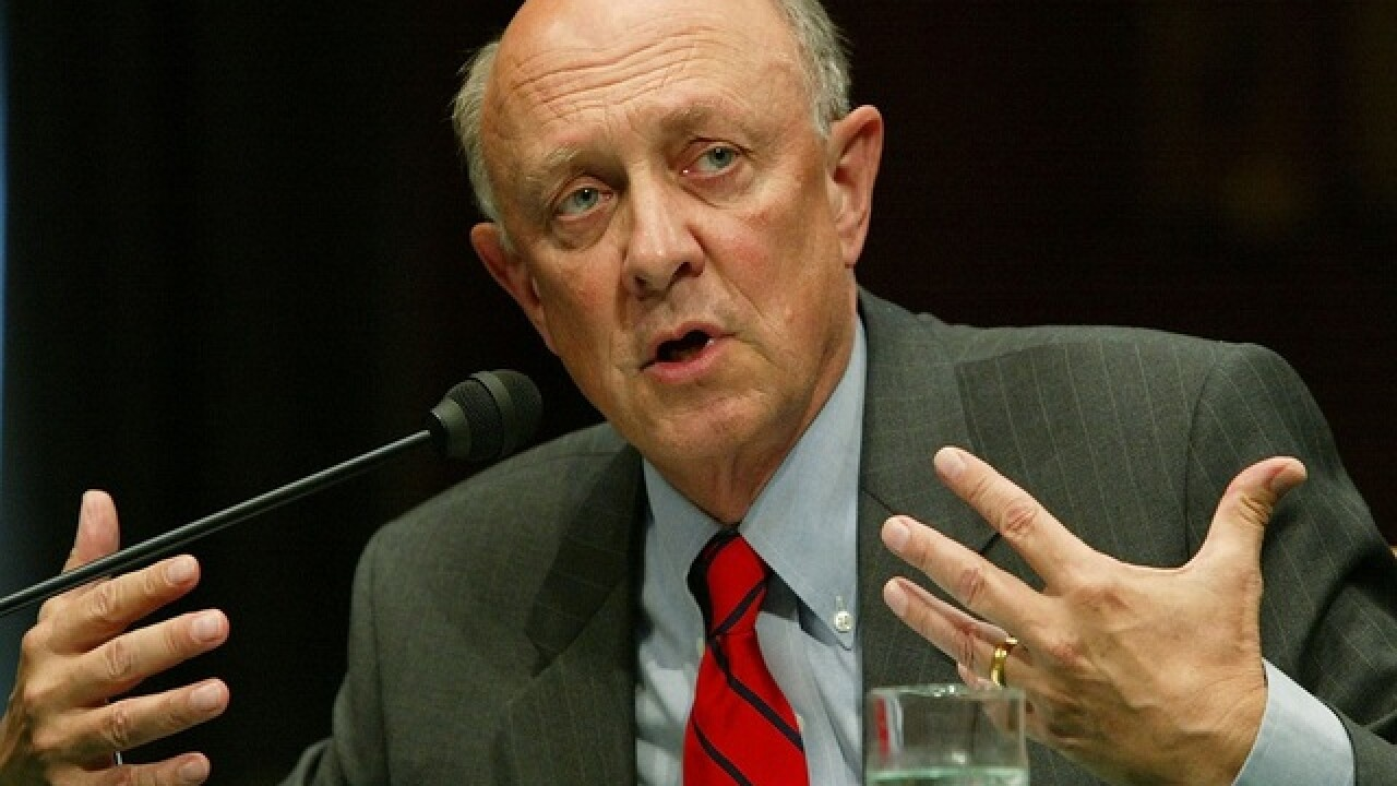 Clinton's former CIA chief defends Trump on intel briefings