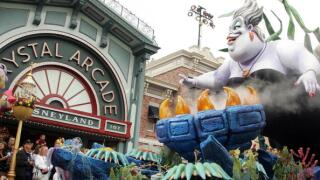 Study: Ursula from The Little Mermaid is the most popular movie villain in New York state
