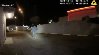 Brian Streeter shot by Phoenix police