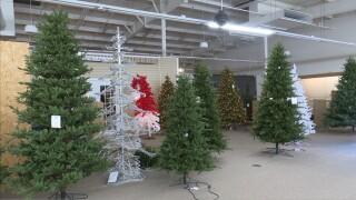 ARTIFICIAL CHRISTMAS TREE SHORTAGE