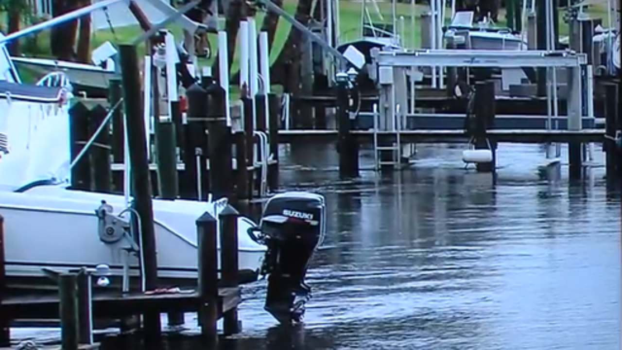 Project to connect more boats to Intracoastal