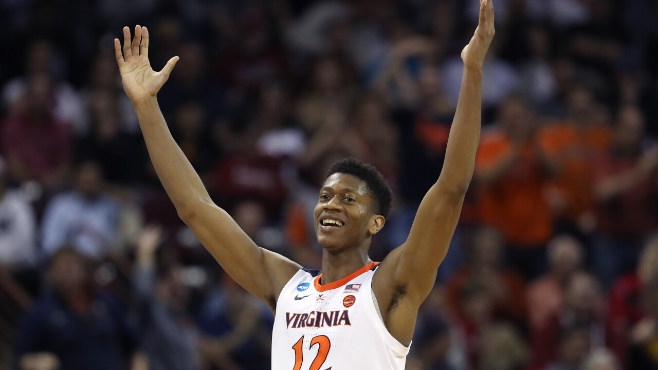 After getting past seed 16, UVA men's hoops shifts focus to Sweet 16