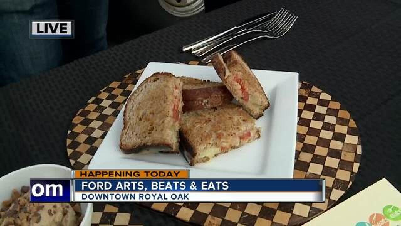 Ford Arts, Beats & Eats 2018