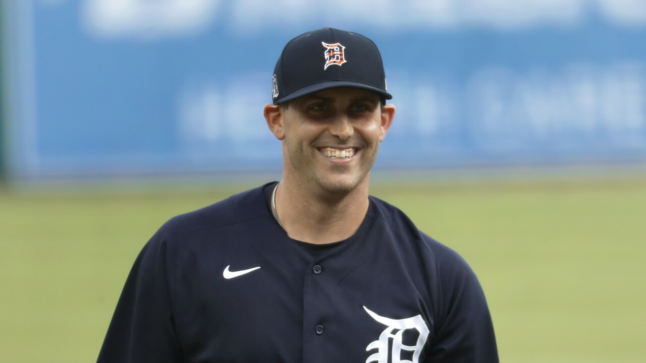 Matt Boyd Matthew 2020 Tigers Detroit