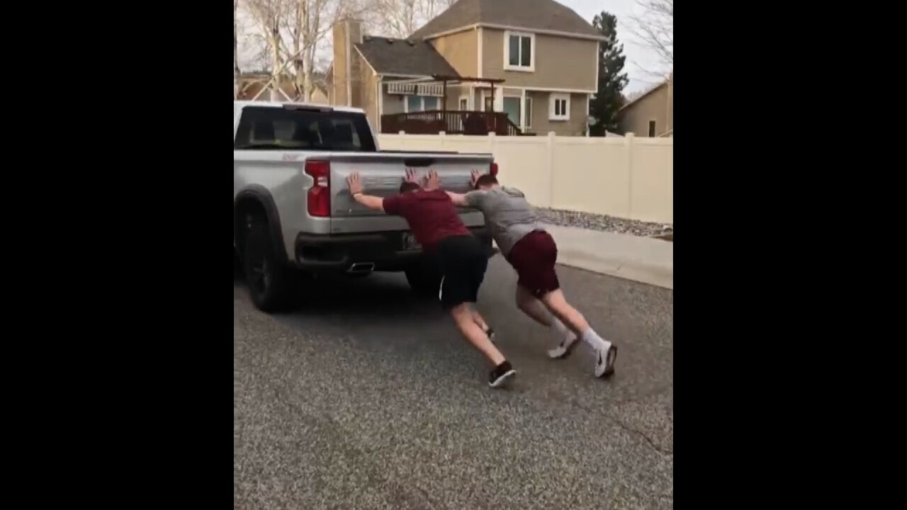 Demings Truck Push