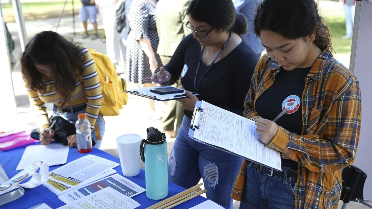 Arizona National Voter Registration Day