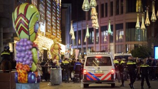 Multiple people hurt in stabbing incident in the Netherlands, police say