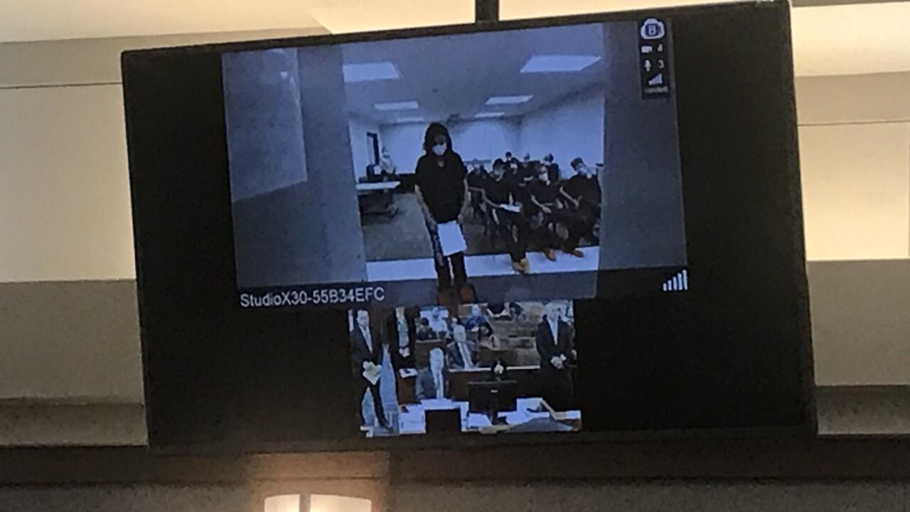 MORENO RODRIGUEZ COURT APPEARANCE JUNE 30