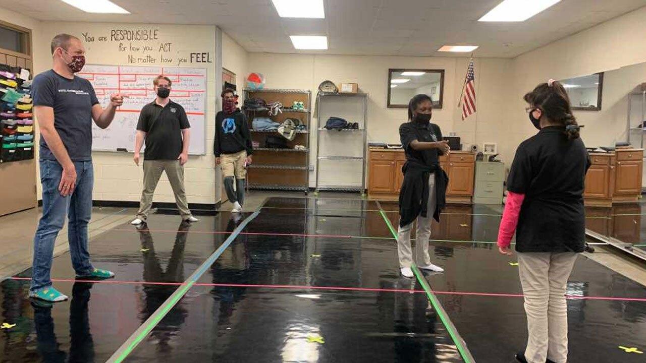 Straz Center's Arts Education Partnership Program