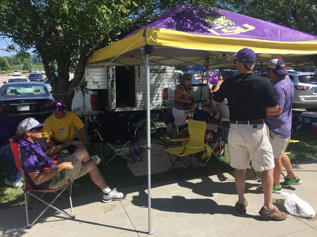 College World Series Tailgate Tour