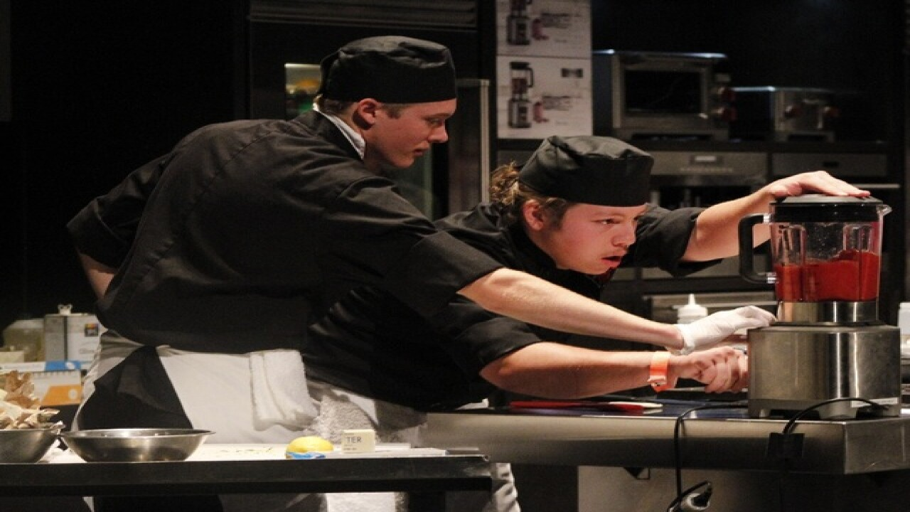 PHX teens compete for $5K culinary scholarship