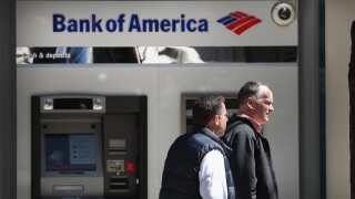 FILE IMAGE:  Bank of America (Photo by Scott Olson/Getty Images)