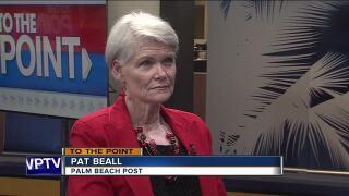 To The Point 7/8/18: Journalist Pat Beall talks South Florida's opioid crisis