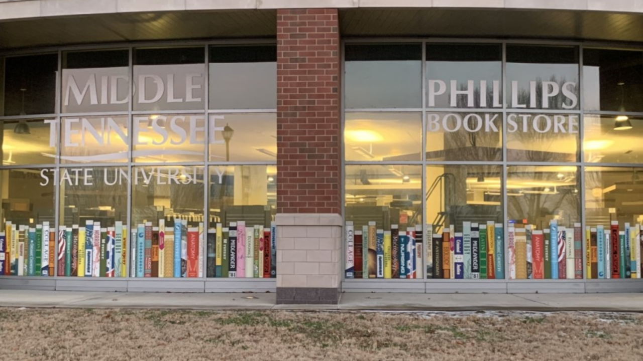 MTSU book store