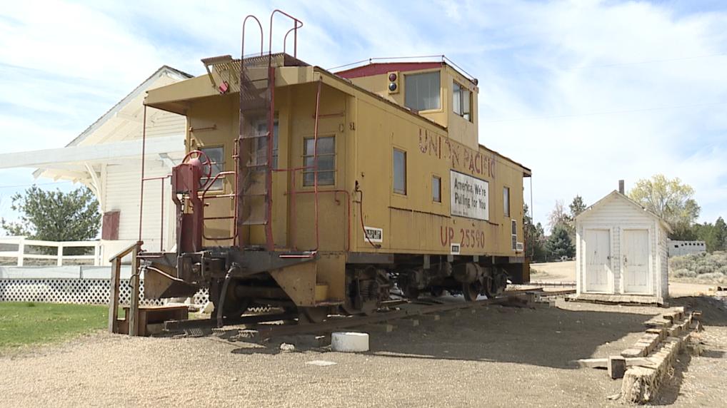 Marsing Train Depot
