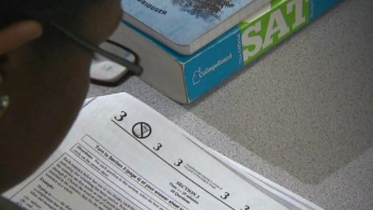 College Board's SAT exam may have been leaked ahead of test