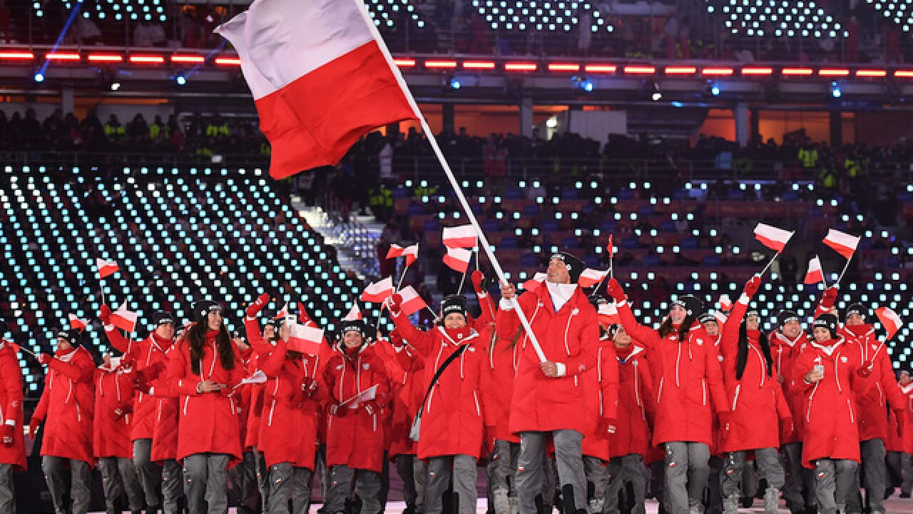 Here's why the stadium looked empty during the Opening Ceremonies