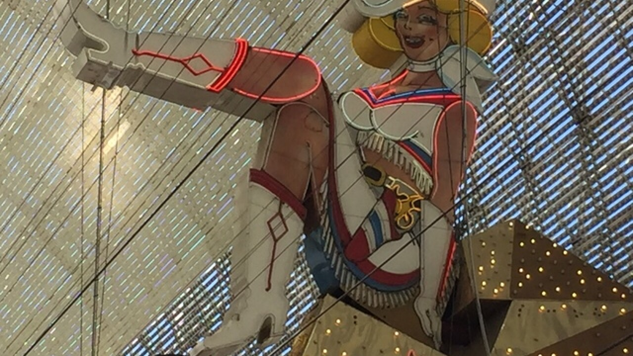 Downtown's Vegas Vickie looking for new home