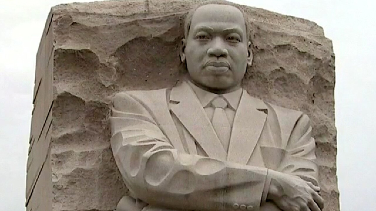 Cincinnati honors MLK with day of service
