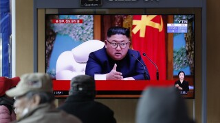 South Korea North Korea Kim