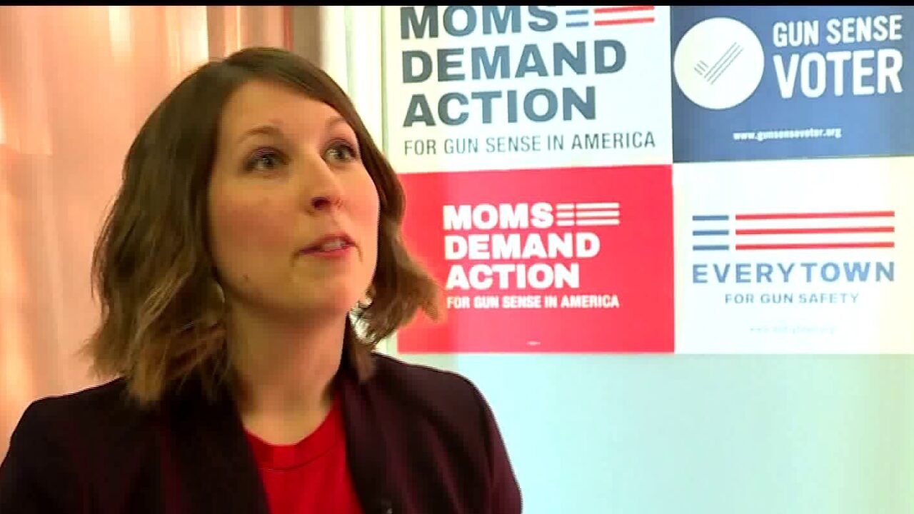 Moms Demand Action leader: 'Virginians overwhelmingly support gun safety laws'