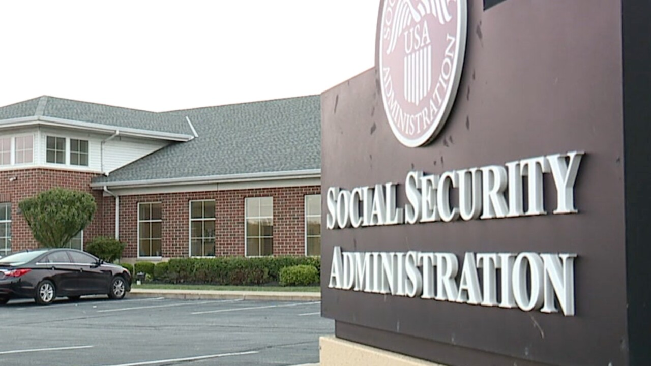 Social security benefits are going up again next year