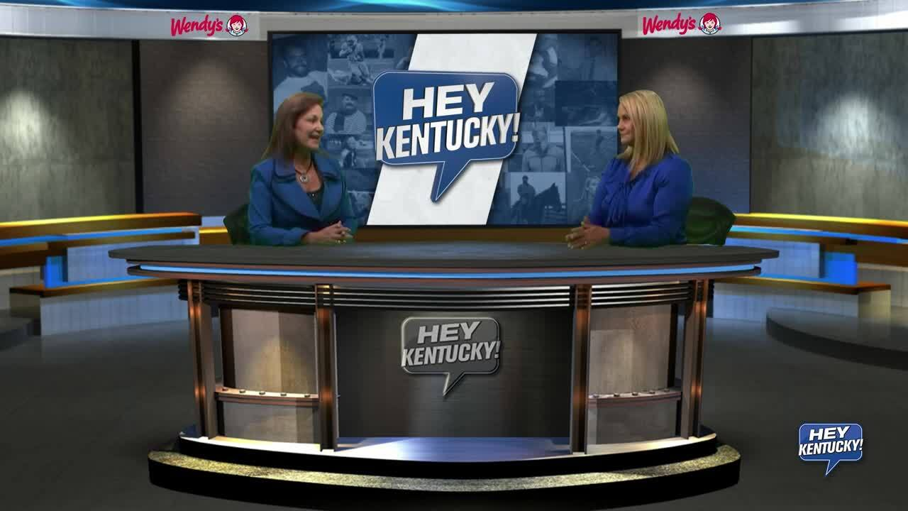 Mary Jo and Diedre on Hey Kentucky! 08-30-19