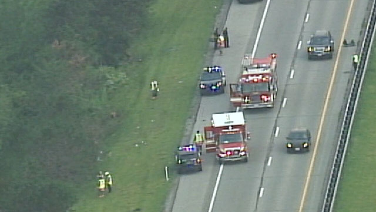 Car ripped apart in fatal crash on US 422 in Solon