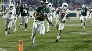 Cody White's TD helps Michigan State hold off Rutgers