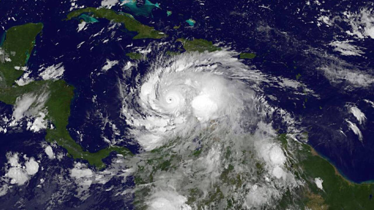 NOAA predicts above-normal Atlantic hurricane season